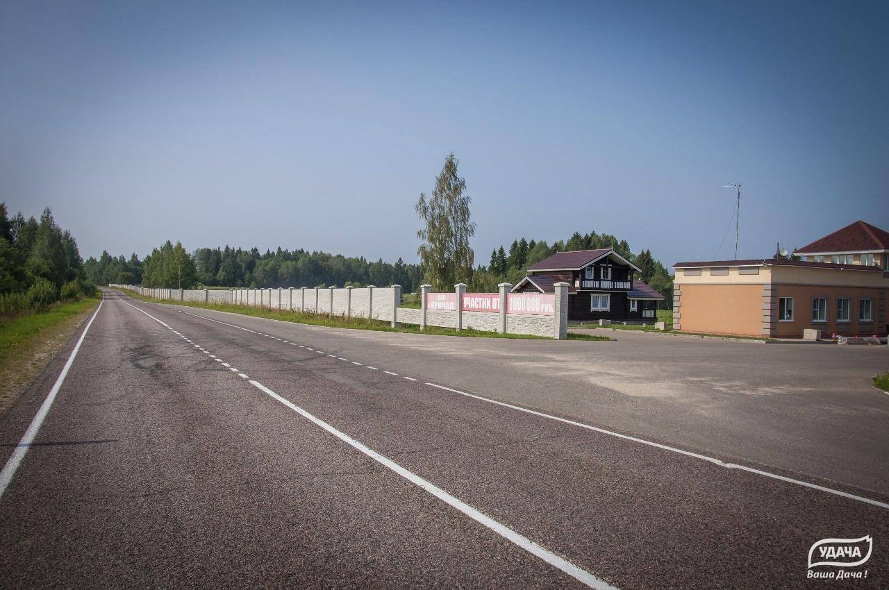 Коттеджный посёлок  «Причал» по адресу Московская обл, Клинский р-н, Селинское с в 68.9км от МКАД предложения по цене от 1 700 000 руб.