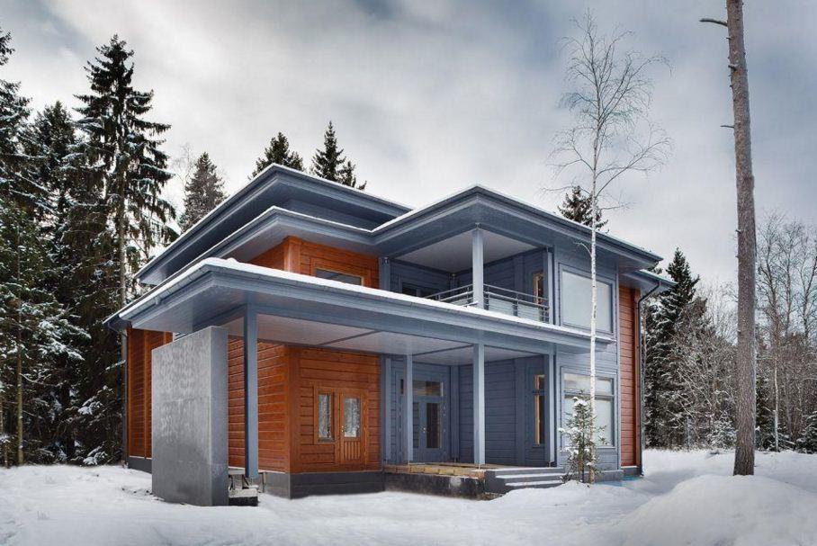 Коттеджный посёлок  «Honkanova Concept Residence» по адресу Санкт-Петербург г, Репино п, Курортный предложения по цене от 61 000 000 руб.