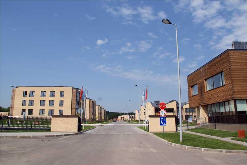 Коттеджный посёлок  «Журавли» по адресу Московская обл, Красногорск г, Опалиха мкр в 9.1км от МКАД предложения по цене от 10 000 000 руб.