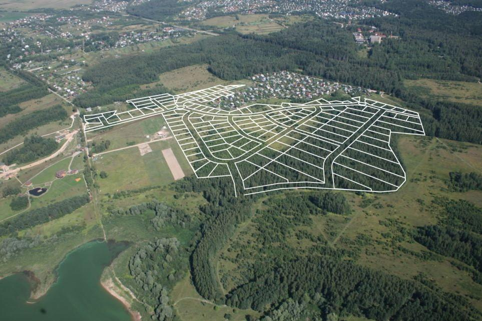 Коттеджный посёлок  «Красновидово-2» по адресу Московская обл, Можайский р-н, Уют д в 94.9км от МКАД предложения по цене от 740 000 руб.