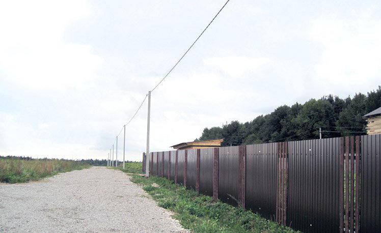 Коттеджный посёлок  «Загорье» по адресу Московская обл, Истринский р-н, Онуфриево д в 54.3км от МКАД предложения по цене от 325 000 руб.