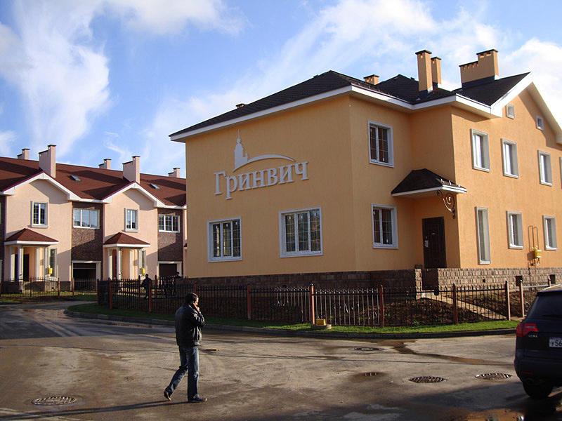 Коттеджный посёлок  «Гринвич» по адресу Московская обл, Солнечногорский р-н, Лыткино д в 31.8км от МКАД предложения по цене от 5 000 000 руб.