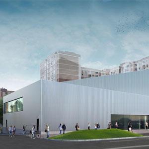 В Коммунарке появится физкультурно-оздоровительный комплекс на 4 тыс. человек