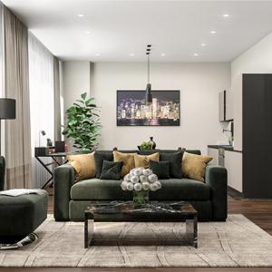 Capital Group открыла продажи квартир с дизайнерской отделкой в ЖК ЛИЦА