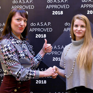 Отдел продаж Концерна «КРОСТ» наградили премией do A.S.A.P. APPROVED