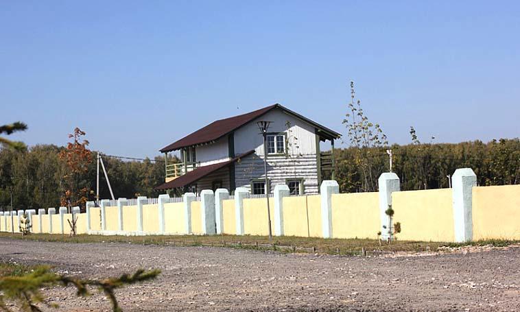 Коттеджный посёлок  «Балакирево» по адресу Московская обл, Ступинский р-н, Ламоново д в 25.8км от МКАД