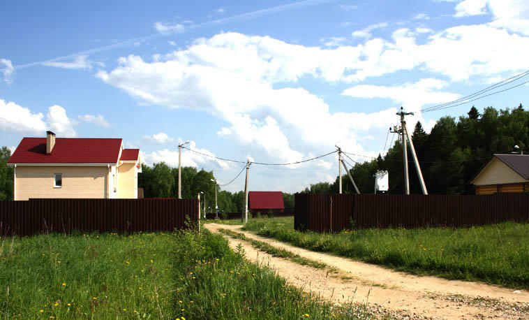 Коттеджный посёлок  «Ёлочки» по адресу Московская обл, Сергиево-Посадский р-н, Варавино д в 46.4км от МКАД предложения по цене от 1 363 900 руб.