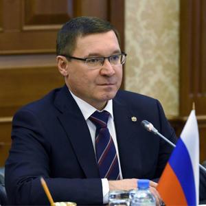 Новым министром строительства стал бывший губернатор Тюменской области Владимир Якушев