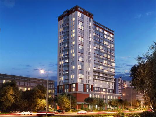 Здание многофункционального делового центра «Октябрь»