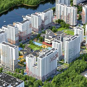 В Ривер Парке распроданы все квартиры первой и второй очереди