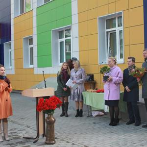 В UP-квартале «Новое Тушино» открылась «Академия для малышей»