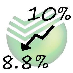 Новые Ватутинки: Сбербанк снижает ставки