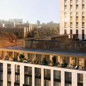 Компания «Метриум» приступила к продаже жилого квартала ILOVE