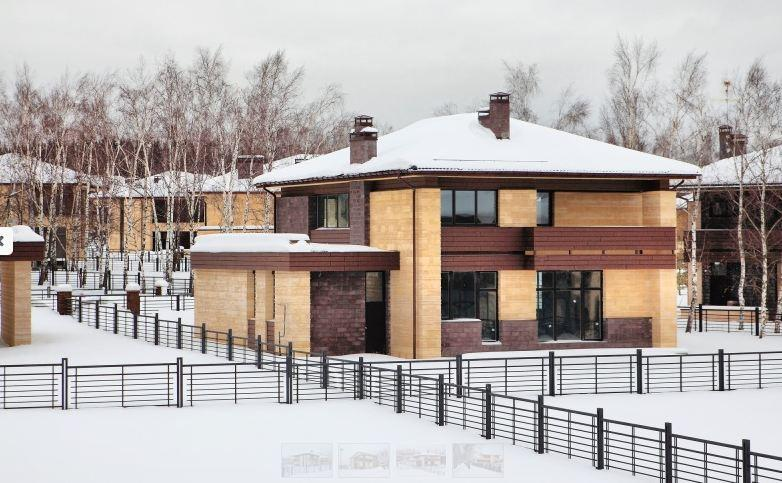 Коттеджный посёлок  «Крёкшино» по адресу Москва г, Марушкинское п, Крекшино д, НАО, Марушкинское предложения по цене от 21 500 000 руб.