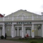 Театр «Эрмитаж» закрывается из–за аварийности здания
