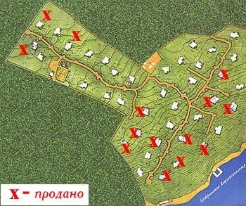 КП «Новое время» генплан №1
