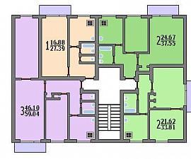 Проект перепланировки квартиры - ГСПСРУ